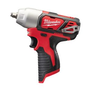 Milwaukee 12V muttertrekker ⅜″ med friksjonsring M12 BIW38-0 verktøy.no