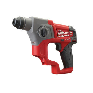 Milwaukee M12 Fuel™ CH-0 SDS Plus borhammer (Solo)