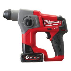 Milwaukee borhammer M12 CH-602X verktøy.no