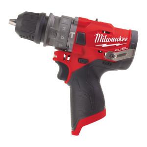 Milwaukee slagbormaskin M12 FPDX-0 verktøy.no