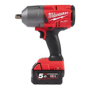 Milwaukee 18V muttertrekker ½″ M18 FHIWP12-502X verktøy.no