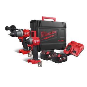 Milwaukee Powerpack M18 FPP2A2-502X