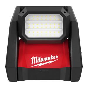 Milwaukee 18V High Output område lys Verktøy.no