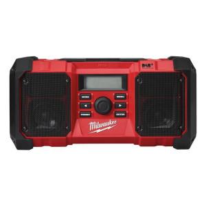 Milwaukee Arbeidsradio M18 JSR DAB+-0