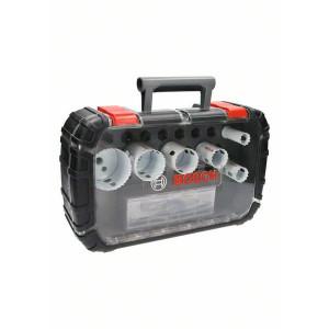 Bosch Elektrikersett med 9 deler Progressor for Wood&Metal (22mm til 64mm) verktøy.no