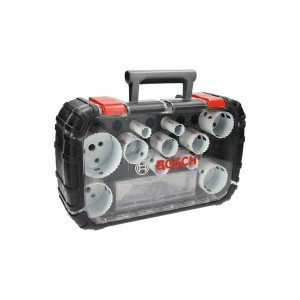 Bosch Elektrikersett med 14 deler Progressor for Wood&Metal (20mm til 76mm) verktøy.no