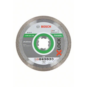 Bosch X-LOCK Standard for Ceramic-diamantkappeskiver verktøy.no