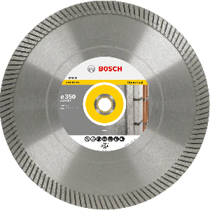 Bosch diamantkappeskive Best for Universal Turbo (2 valg typer) verktøy.no