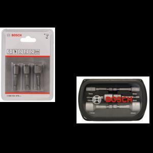 Bosch Extra Hard pipenøkkel, sett permanent magnet (i mm) verktøy.no