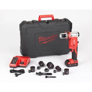 Milwaukee hullstanser M18 HKP-201CA verktøy.no