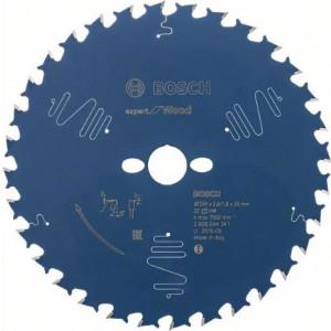 Bosch Sirkelsagblad EX WO T 254 X 2,4 X 30mm 32T
