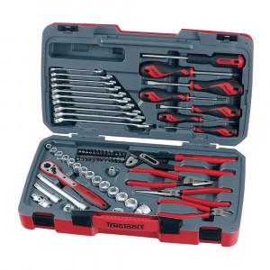 Teng Tools verktøysett (T3867) 67 deler verktøy.no