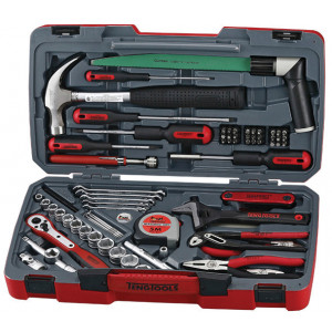 Teng Tools verktøysett TM079 79 deler verktøy.no