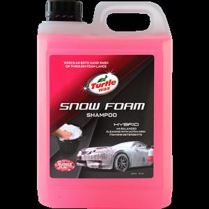 Turtle Wax snow foam shampo 2.5L Verktøy.no