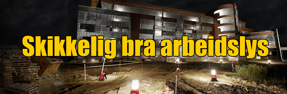 Arbeislys   Verktøy.no